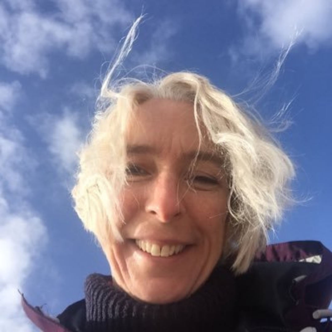 Sandra Barefoot, The Forgiveness Project's Programme Development Lead